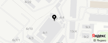ВольвоСервис на карте Москвы