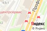 Схема проезда до компании Арабелла в Москве