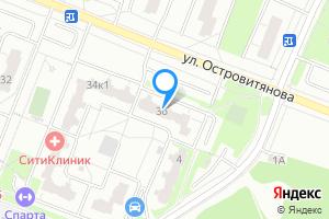 Сдается комната в двухкомнатной квартире в Москве м. Коньково, улица Островитянова, 36, подъезд 2