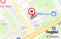 Схема проезда до компании Экономия в Подольске