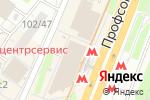 Схема проезда до компании Travelata.ru в Москве