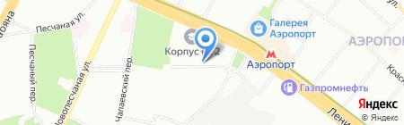 MTechnic на карте Москвы