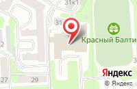 Схема проезда до компании Инти в Москве