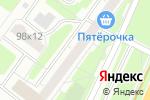 Схема проезда до компании ЛампаМастер в Москве
