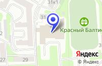Схема проезда до компании СПОРТИВНЫМ ЕДИНОБОРСТВАМ ПО РЕГБИ ДЮСШ ЛОКОМОТИВ в Москве