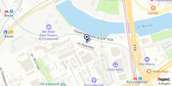 СЛУЖБА ПРО ПРИЕМУ ОФИЦИАЛЬНЫХ ЛИЦ И ДЕЛЕГАЦИЙ ПРЕЗИДЕНТ СЕРВИС на карте Москве