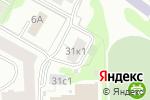 Схема проезда до компании Аистята в Москве