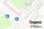 Схема проезда до компании АФС в Москве