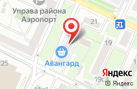 Схема проезда до компании Ситигрост в Москве