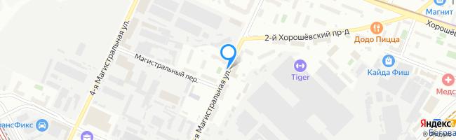 улица Магистральная 5-я