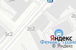 Схема проезда до компании Восточный Базар в Москве