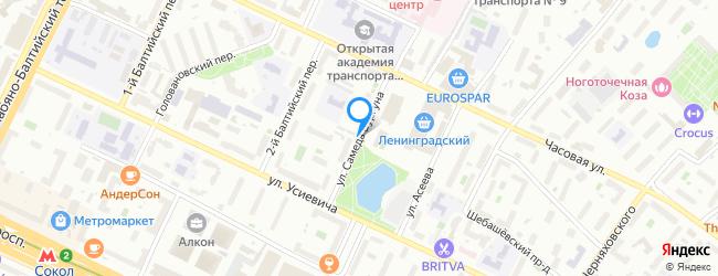 улица Самеда Вургуна