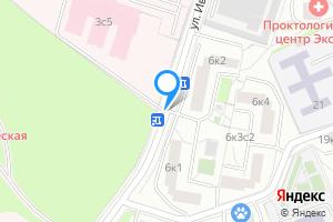 Двухкомнатная квартира в Москве ул. Ивана Сусанина