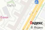 Схема проезда до компании Косметология в Москве