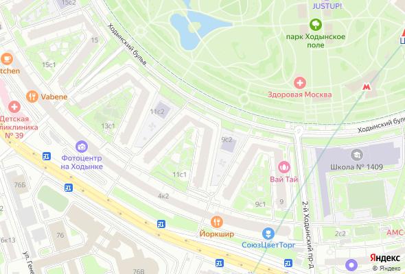 купить квартиру в ЖК Гранд-парк