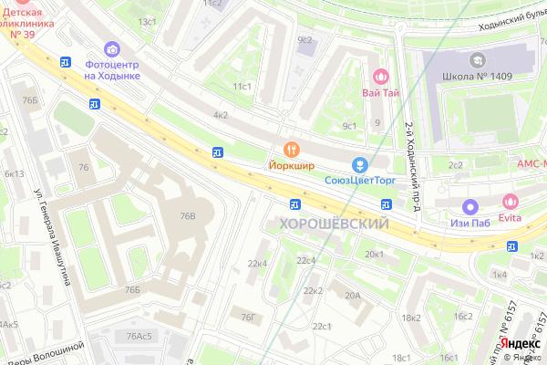 Ремонт телевизоров Улица Гризодубовой на яндекс карте