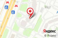 Схема проезда до компании Конкорд в Москве
