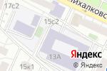 Схема проезда до компании Развитие в Москве