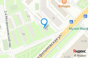 Снять двухкомнатную квартиру в Москве м. Парк Победы, Мосфильмовская улица, 10, подъезд 1