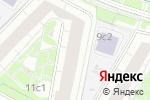 Схема проезда до компании МонтеКристо в Москве