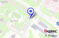 Схема проезда до компании ТРАНСПОРТНАЯ КОМПАНИЯ РУССИЯ МЕДСЕРВИС в Москве