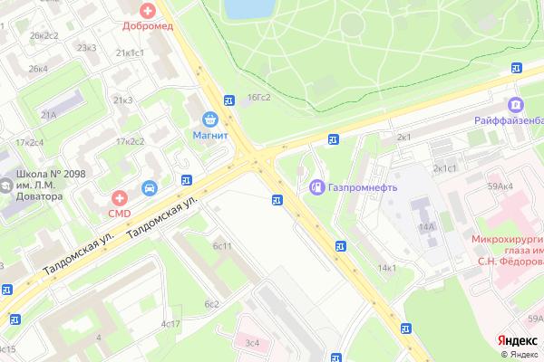 Ремонт телевизоров Коровинское шоссе на яндекс карте