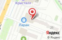 Схема проезда до компании Авалон Консалтинг в Дмитрове
