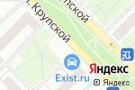 Схема проезда до компании Элика в Москве