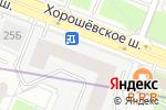 Схема проезда до компании ЛидерFood в Москве