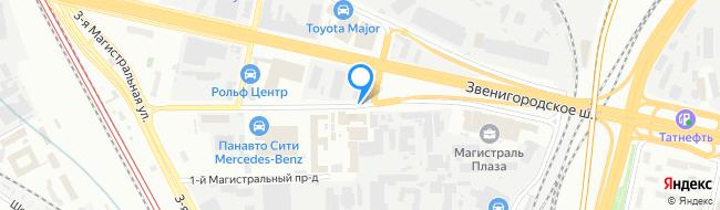 тупик Магистральный 1-й