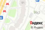 Схема проезда до компании ДОКТОР НА ДОМ в Москве