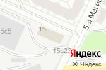 Схема проезда до компании Третьяковъ в Москве