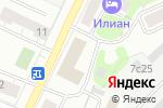 Схема проезда до компании ФинКом в Москве