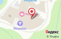 Схема проезда до компании Гифтон в Москве
