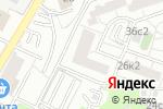 Схема проезда до компании Нотариус Долгов М.А. в Москве
