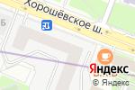 Схема проезда до компании Русская икра в Москве