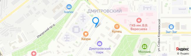 Клязьминская улица