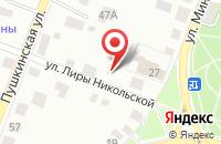 Схема проезда до компании Ян в Дмитрове