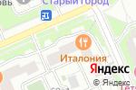 Схема проезда до компании Бержер в Москве