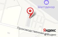 Схема проезда до компании НЭКМ в Васькино