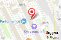 Схема проезда до компании Прим-Систем в Москве