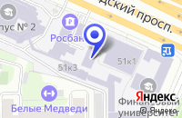 Схема проезда до компании КБ ИСТ БРИДЖ БАНК в Москве