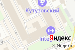 Схема проезда до компании Алёкма в Москве