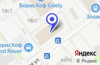 Схема проезда до компании АВТОСЕРВИСНОЕ ПРЕДПРИЯТИЕ КОНВЕЛ АС в Москве