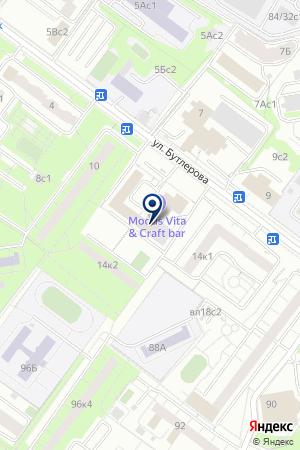 КОНДИТЕРСКИЙ МАГАЗИН ВИЛЬНЮС ЛТД на карте Москвы