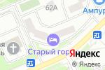 Схема проезда до компании Ферма Здоровеньково в Москве