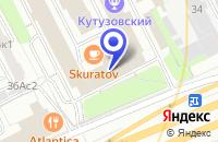 Схема проезда до компании ПРОИЗВОДСТВЕННАЯ ФИРМА АНОНС в Москве