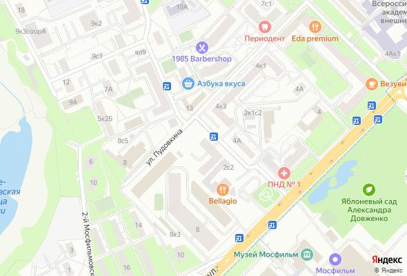 жилой комплекс Режиссер