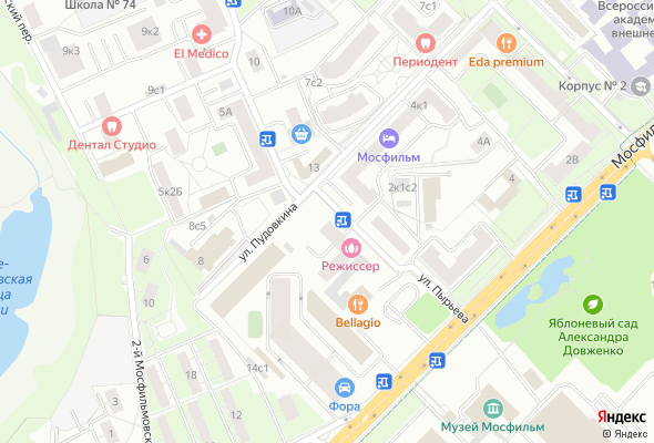 продажа квартир Режиссер