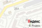 Схема проезда до компании Радар-про в Москве